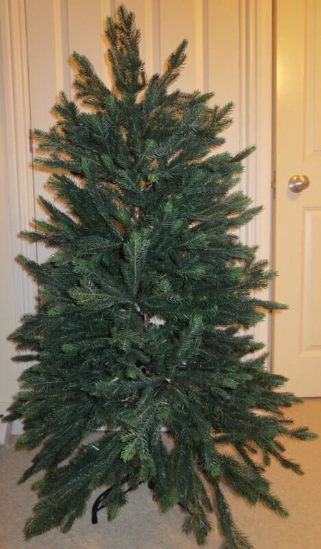 Balsam Hill Norway Spruce Christmas tree - 4ft