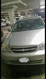 Low mileage Chevy Optra 2005