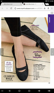 Shoes from Avon! 100% Guarantee on all!
