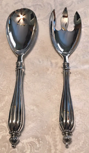 Bombay Salad Spoon and Fork Set - NEW
