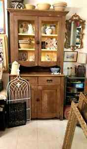 Early Antique Krug Cabinet London Ontario image 1