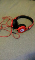 Beats By Dre Mixr Red