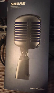 Shure Super 55 Deluxe Vocal Microphone (NEW In Box)