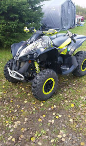 can-am renegade 1000 Xxc 2015 très propre !