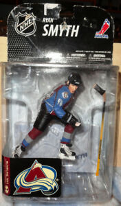 Ryan Smyth Hockey Player McFarlane NHL Figurine