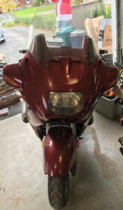 1999 BMW R1100RT Parts or complete bike for $1200