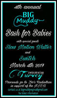Big Muddy's Bash for Babies