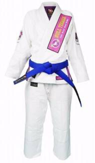 Bull Terrier Female BJJ Gi - Brand New (never worn) - F4 Mount Lawley Stirling Area Preview