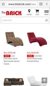 Chaise Chair From the brick