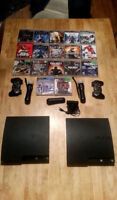 lots playstation 3