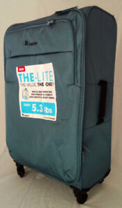 IT-Luggage   'Lite'  2-Pc Soft Side 4-Wheel  LUGGAGE- NEW IN BOX