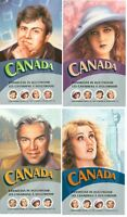 Lot de timbres de collection 0.51$ Postes Canada