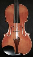FINE VIOLIN 4/4 by PIERRE CHARETTE, Montreal Luthier