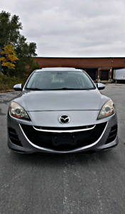 2010 Mazda3 i Sport sedan
