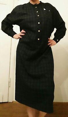 Vintage Kleid,60er 70s 80er, Kleid,Sommerkleid, true vintage, Größe 44 46 48