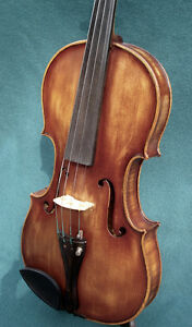 FINE ANTIQUE ENGLISH 4/4 VIOLIN....Reduced price