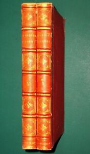 CANADIAN SCENERY, Illustrated- In Two  Volumes- 1842
