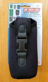 OP/TECH USA 7101114 Soft Pouch for Phone/Radio - brand New £4