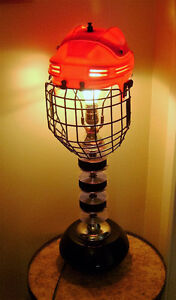 One of a kind, sports table lamp