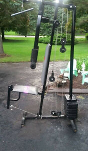 Weider 740 Home Gym Cambridge Kitchener Area image 2