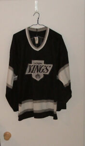 Chandail Hockey CCM Kings LA Los Angeles Large Vintage Jersey