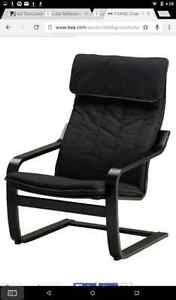 2 IKEA POANG ARM CHAIR + ROCKERING CHAIR...MOVING MUST GO!!!!