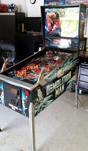 Pinball Demolion Man de wiliams