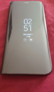 Galaxy S8 Clear View Standing flip smart Cover