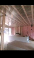 Insulation and Vapour barrier installer for hire