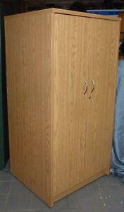 Armoire 2 portes  2 doors wardrobe