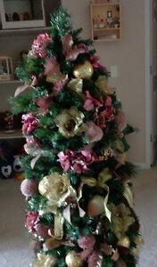 Decorated Christmas Tree Strathcona County Edmonton Area image 3