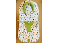 Mamas and Papas Baby Bouncer with vibration