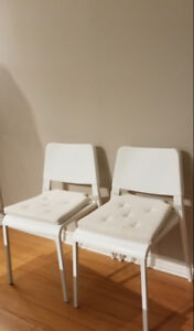 Simple furniture for sale. $35 - $50