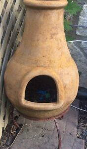 Perfect condition - CHIMINEA