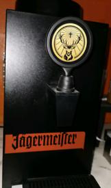 Jägermeister one bottle tap machine