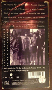 Tragically Hip - RARE - Heksenketel VCR Cambridge Kitchener Area image 2