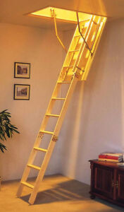PULL DOWN ATTIC STAIRS!!!