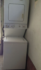 Stackable Washer and Dryer Kenmore