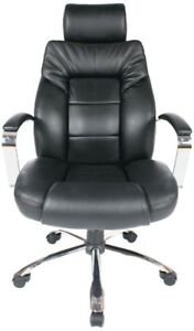 Comfort Products Executive Oversized Bonded Leather Office Chair