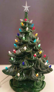 looking to buy a ceramic christmas tree