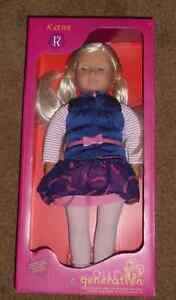 New In Box Our Generation Doll Kiana