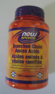 Branched Chain Amino Acids - sealed