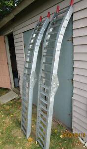 Bi-Fold Ramps