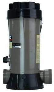 Hayward Automatic Pool Chemical Feeder with Mounting Base