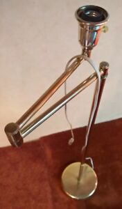 Swing Arm Lamp Stand