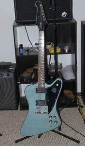 Epiphone Firebird with DiMarzio Pickups- Excellent Condition
