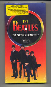The Beatles - The Capitol Years vol.2 (2006) Neuf & Scèllé