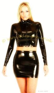 Latex Mini Skirts 81