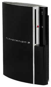 PlayStation 3 with 1 Wireless Controller + 2 Games