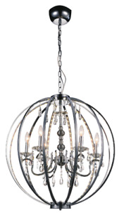 Chandeliers With Cage For Sale
